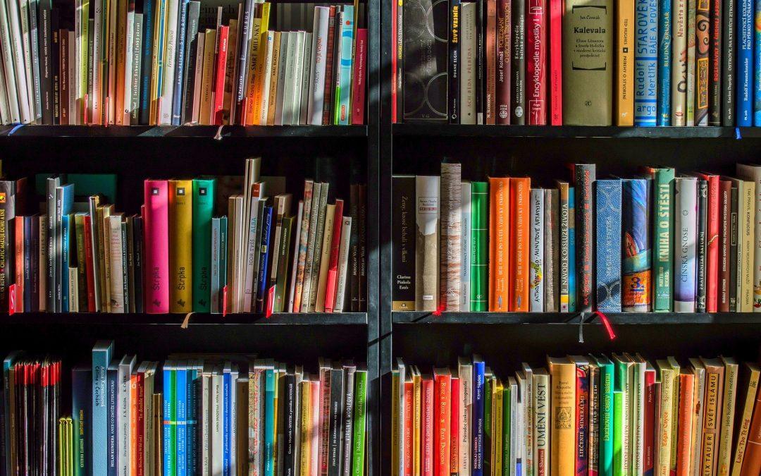 Anti-corona tips: Boeken
