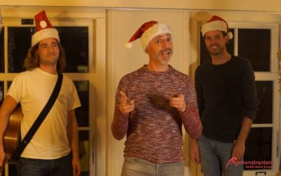 Kerstliederen zingen